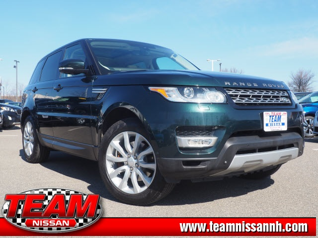 Used Land Rover Range Rover Sport Manchester Nh