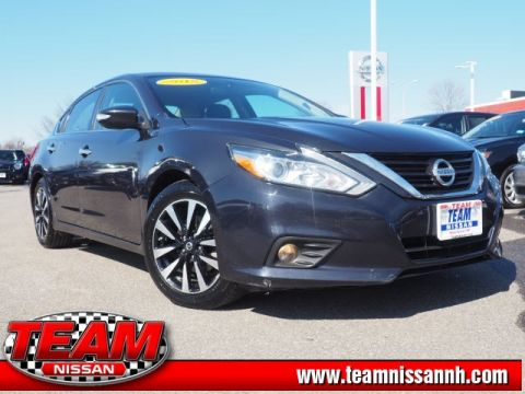 Certified Pre-Owned 2018 Nissan Altima 2.5 SL FWD 4D Sedan