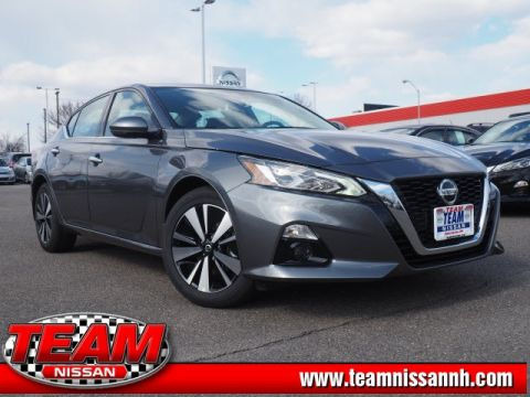 New 2020 Nissan Altima 2.5 SV AWD 4D Sedan