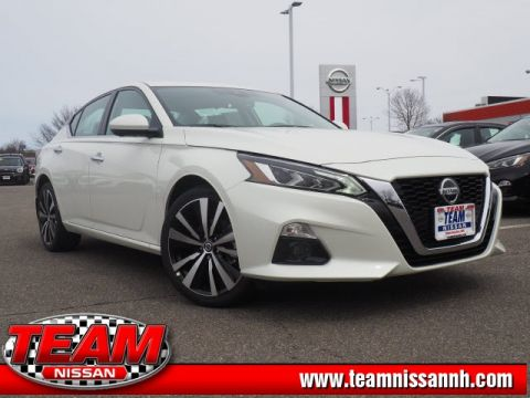 New 2020 Nissan Altima 2.5 Platinum AWD 4D Sedan