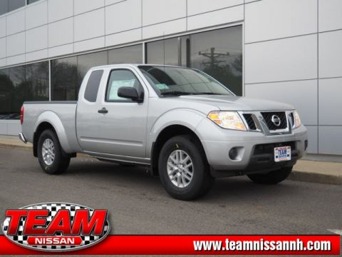 New 2019 Nissan Frontier SV 4WD King Cab