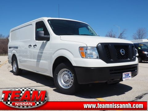 2020 Nissan NV2500 HD S