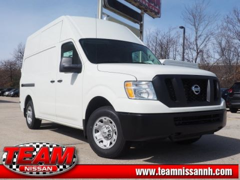 2020 Nissan NV2500 HD SV