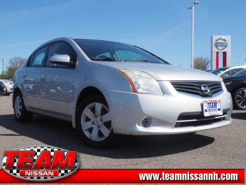 Pre-Owned 2011 Nissan Sentra 2.0 FWD 4D Sedan