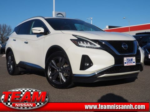 New 2020 Nissan Murano Platinum AWD 4D Sport Utility