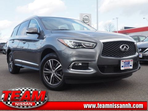 2017 INFINITI QX60 Technology Package