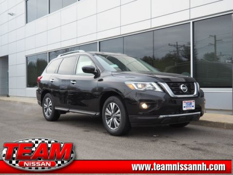 New 2020 Nissan Pathfinder SV 4WD 4D Sport Utility